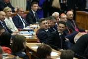 Konstituiran 9. saziv Hrvatskog sabora, za predsjednika parlamenta izabran Božo Petrov