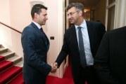 Postignut dogovor HDZ-a i MOST-a; prve dvije godine predsjednik Sabora bit će Božo Petrov