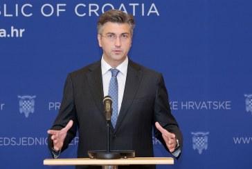 Objavljena imena ministara u novoj Vladi RH; Plenković: novi ljudi su stručni i kvalitetni, dat će sve od sebe