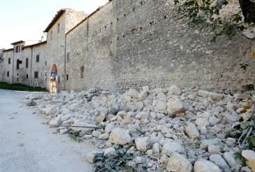 Snažan potres u središnjoj Italiji, desetak ozlijeđenih, velika materijalna šteta