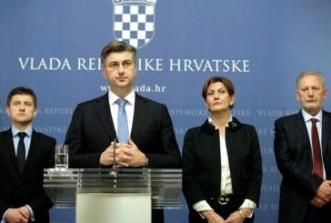 Plenković: Hrvatska ide u dobrom smjeru, tako ćemo i nastaviti