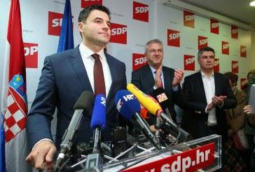 Davor Bernardić novi je predsjednik SDP-a