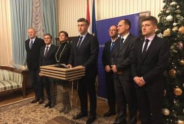 Hrvatska izgubila arbitražu! Premijer Plenković odlučio: vratit ćemo INA-u Hrvatskoj, od MOL-a ćemo otkupiti cijeli udio!