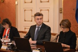 Premijer Andrej Plenkovic najavio rast minimalne plaće za pet posto
