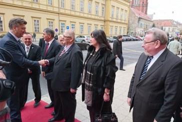DAN GRADA OSIJEKA – Premijer Plenković: Osijek i Slavonija imat će punu potporu Vlade u budućem razvoju