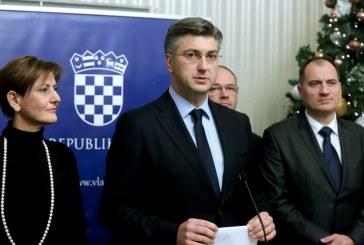 Premijer Plenković potvrdio: električna energija neće poskupjeti