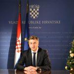 Novogodišnja poslanica premijera Andreja Plenkovića