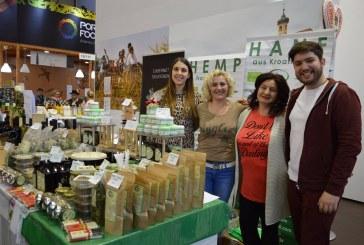 "Klaster Slavonska košarica na berlinskom ""Grüne Woche"" međunarodnom sajmu"