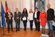 Turistička destinacija Moja lijepa Slavonija kraj Save predstavljena u hrvatskom  Veleposlanstvu u Berlinu