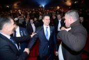 Izborni sabor MOST-a nezavisih lista: novi stari predsjednik Božo Petrov