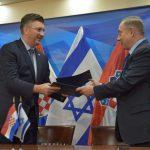 Premijer Plenković u Izraelu: ovaj posjet dobra je prigoda za jačanje političkih i gospodarskih odnosa