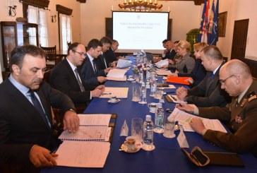 Održana sjednica Vijeća za nacionalnu sigurnost
