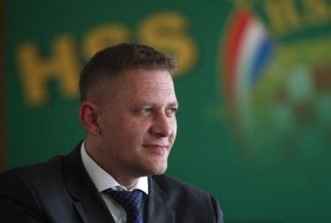 Krešo Beljak ponovno izabran za predsjednika Hrvatske seljačke stranke