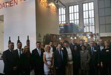 Hrvatski proizvodi i na vodećemu svjetskom sajmu prehrambene industrije u Berlinu