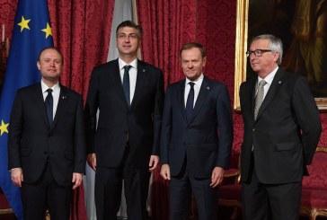 EU summit na Malti: Prihvaćena Deklaracija o zaustavljanju ilegalnih migracija