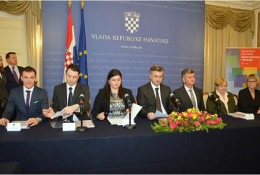 Potpisani ugovori o dodjeli nepovratnih sredstava za dnevne bolnice