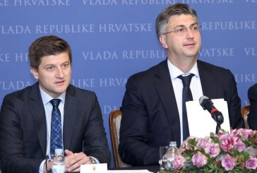 Plenković i Marić zadovoljni pozitivnim procjenama Europske komisije
