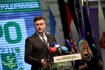 Premijer otvorio Viroexpo: 'projekt Slavonija jedan od ključnih ciljeva Vlade'