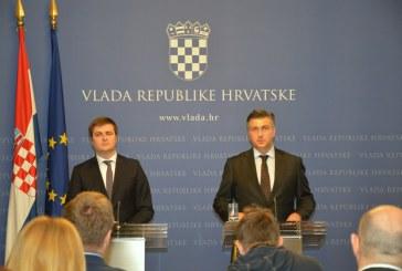 Premijer Plenković: za mjere aktivne politike zapošljavanja 1,5 milijardu kuna