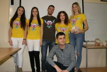 TAJNE UMNOG RADA – Počeo Tjedan mozga u Srednjoj medicinskoj školi Slavonski Brod