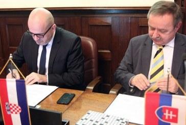 Slovačka – petnaesti vanjskotrgovinski partner Hrvatske