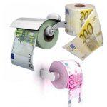 Korišteni toaletni papir kao izvor energije?