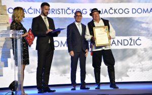 Nagrade za deset najboljih na Danima hrvatskoga turizma