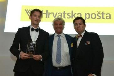 "Hrvatska pošta osvojila poštanskog ""Oscara"" za projekt prilagodbe kompanijske kulture"
