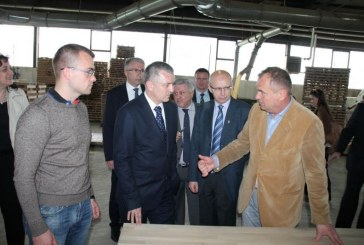 Ministar Darko Horvat ohrabrio novogradiške poduzetnike