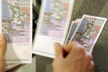 Država se zadužila za 562 milijuna kuna, značajno više od plana
