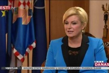 Predsjednica RH u intervjuu za RTL govorila o zabrani pobačaja, iseljavanju mladih, hrvatskoj vojsci na ruskim granicama…