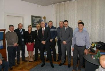 HDZ-ov prijem za medije: Pero Ćosić zahvalio novinarima na prijateljskoj suradnji u 2016.