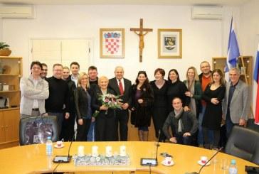 Gradonačelnik Slavonskog Broda na tradicionalnom godišnjem prijemu ugostio novinare