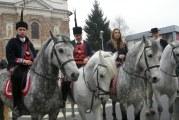 5. Pokladno jahanje u općini Oriovac: sve je više mladih koji čuvaju drevne slavonske običaje