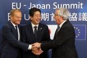 EU i Japan postigli načelan dogovor o Sporazumu o gospodarskom partnerstvu