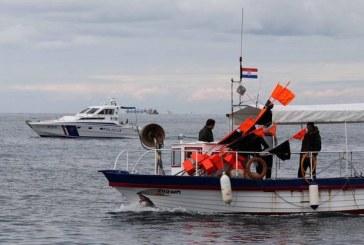 Ribari mogu mirno loviti u Savudrijskoj vali